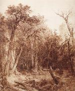 Asher Brown Durand Primeval Forest oil painting reproduction