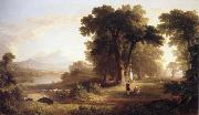 Asher Brown Durand The Morning of Life oil painting reproduction