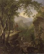 Asher Brown Durand Naivete oil painting artist
