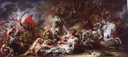 Benjamin West Death on the Pale Horse oil painting reproduction