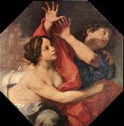 CIGNANI, Carlo Joseph and Potiphar's Wife oil painting