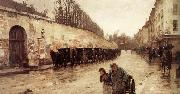 Childe Hassam Ding-on oil painting reproduction