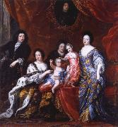 Grupportratt of Fellow XI with family