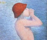 Detail of Bather