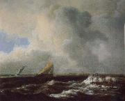 Vessels in a Choppy sea