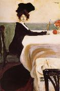 Leon Bakst The Supper oil painting