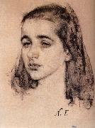 Portrai of Girl