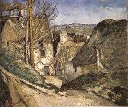 Paul Cezanne Unknown work oil painting reproduction