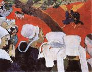 Paul Gauguin Unknown work oil painting reproduction