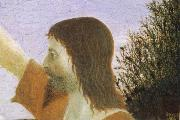 Detail of Baptism of Christ