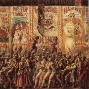 Reginald Marsh People oil painting reproduction