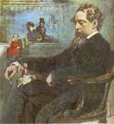 unknow artist Dickens-s Dream oil painting reproduction