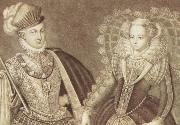 Henry,Lord Darnley and Mary Stuart