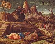 Andrea Mantegna Christ in Gethsemane oil painting reproduction