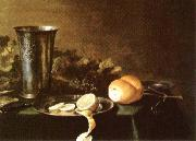 CLAESZ, Pieter Still-life oil painting reproduction