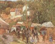 A Fair at the Hermitage near Pontoisem