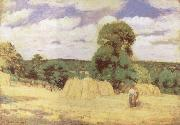 Harvest at Monfoucault