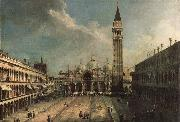 Canaletto Piazza San Marco