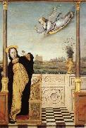 Carlo di Braccesco The Annunciation oil painting
