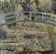 Claude Monet Nackrosor oil painting reproduction