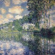 Claude Monet Poplars on the Banks of the Rive Epte