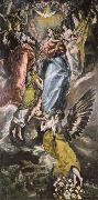 El Greco The Immaculate Conception oil painting reproduction