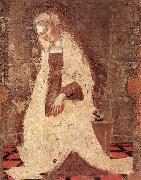 Francesco di Giorgio Martini Madonna Annunciate oil painting artist