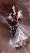 Giovanni Boldini The Spanish Dance,Portrait of Anita oil painting reproduction