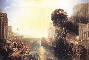J.M.W. Turner Dido Building Carthage oil painting reproduction