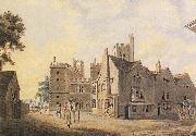 J.M.W. Turner The Archbishop-s Palace,Lambeth oil painting reproduction