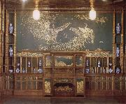 Peacock Room fron the Frederic Leyland House