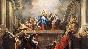Jean Restout Pentecost oil painting reproduction