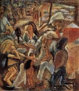 Jules Pascin People oil painting reproduction