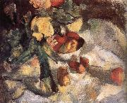 Jules Pascin Still Life oil painting reproduction