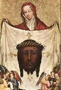 MASTER of Saint Veronica St. Veronica with the Holy Kerchief oil painting