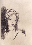 Marie Laurencin Study oil painting reproduction