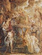 Peter Paul Rubens Mary oil painting reproduction