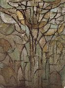 Piet Mondrian Tree oil painting reproduction