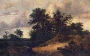 Landscape with a House in the Grove about 1646