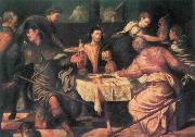 Tintoretto The Supper at Emmaus oil painting reproduction