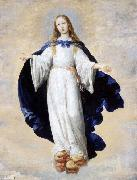 ZURBARAN  Francisco de The Immaculate Conception oil painting reproduction