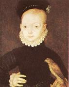 Child protrait of Mary-s son