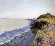 Alfred Sisley Bristol Channel from Penarth,Evening oil painting reproduction