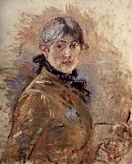 Berthe Morisot Self-Portrait oil painting reproduction