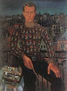 Christopher Wood Self-Portrait oil painting reproduction