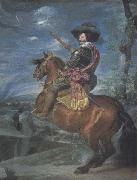Duke Olivares on Horseback (mk45)