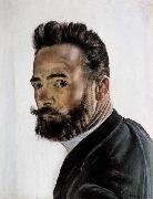 Ferdinand Hodler Self-Portrait oil painting reproduction
