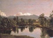 Frederic E.Church The Catskill Creck oil painting