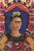Frida Kahlo Self-Portrait oil painting reproduction