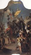 Giambattista Tiepolo The Triumph of Marius oil painting picture wholesale